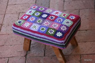 Stool cover 012