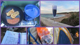 Shell Beach July 2013